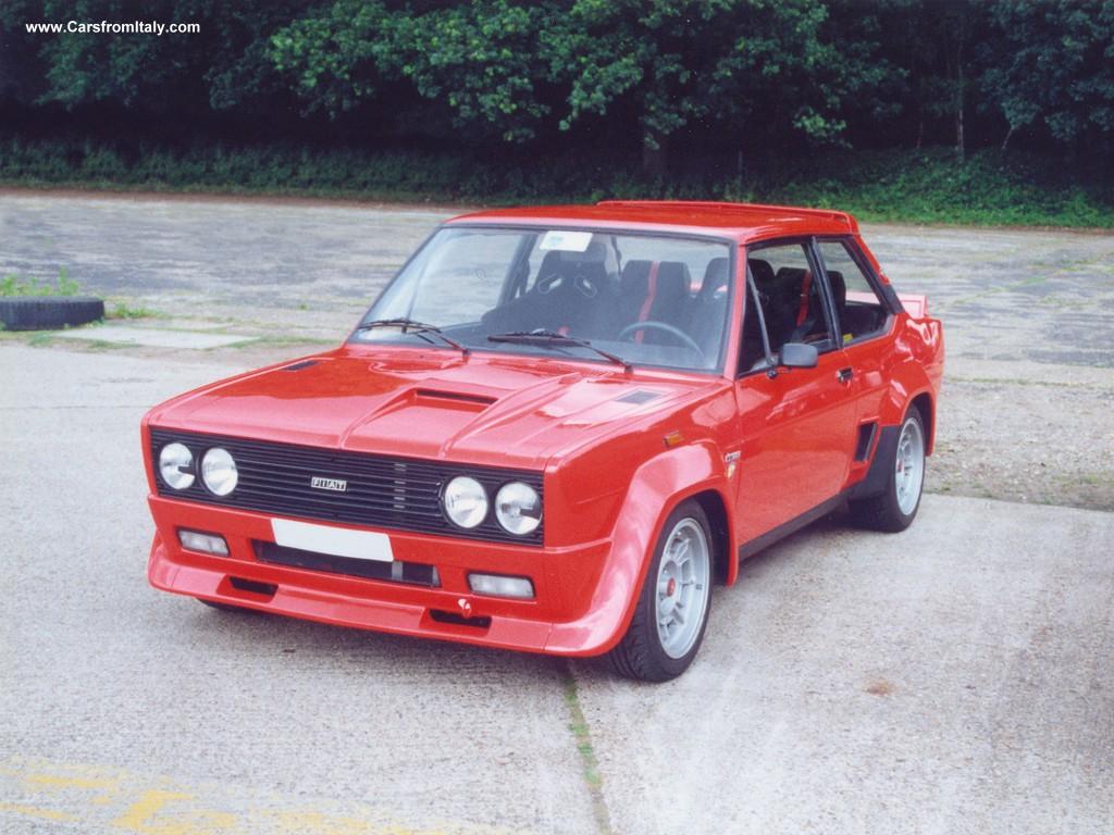 Fiat 131 Abarth 035 Alfa Romeo Bulletin Board Amp Forums